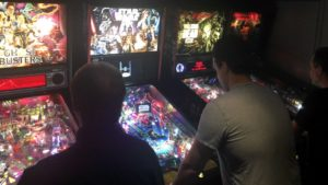 League Night Manitoba Pinball League