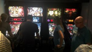 League Night  . Manitoba Pinball League